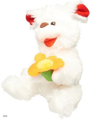 Мягкая игрушка Зайчик Амур 18.170.1 цвет белый Malvina. Цвет: белый