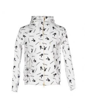 Куртка JOYRICH. Цвет: белый