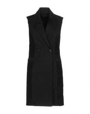 Легкое пальто ALVIERO MARTINI 1a CLASSE. Цвет: черный