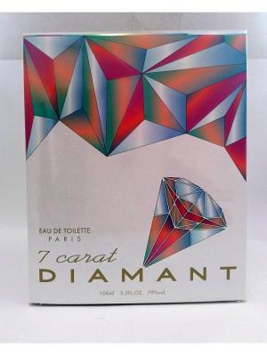 Diamant Ж 7 carat туалетная вода 100 мл ТД Покровка. Цвет: белый