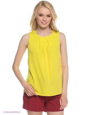 Топ SELA. Цвет: желтый