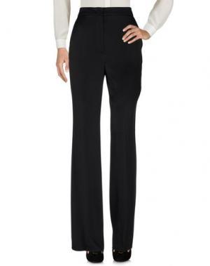 Повседневные брюки SPORTMAX. Цвет: черный