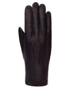 Перчатки Malgrado. Цвет: темно-коричневый