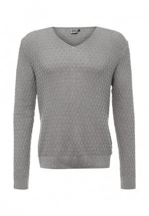 Пуловер RPS. Цвет: серый