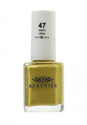 Лак Berenice. Цвет: коричневый