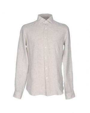 Pубашка MASTAI FERRETTI. Цвет: бежевый