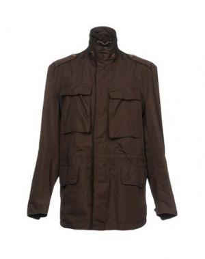 Куртка HISTORIC RESEARCH. Цвет: какао