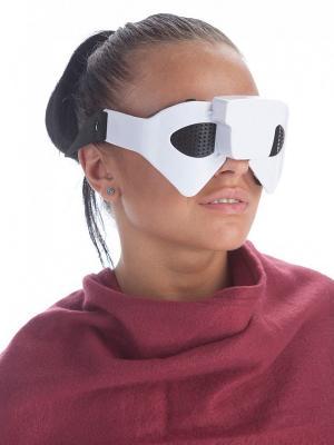 Очки -массажер для глаз ВЗОР BRADEX. Цвет: белый