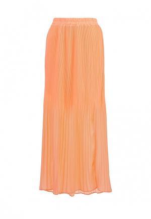 Юбка Sweewe. Цвет: оранжевый
