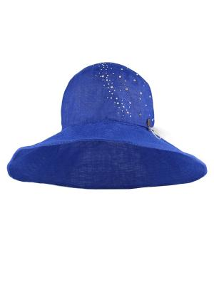 Шляпа-макси Level Pro. Цвет: синий, бронзовый, белый