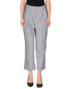 Повседневные брюки ARGONNE. Цвет: стальной серый