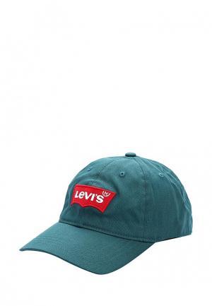 Бейсболка Levis® Levi's®. Цвет: бирюзовый