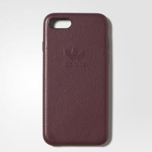 Чехол для телефона IPHONE 7  Originals adidas. Цвет: бордовый