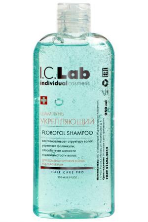 Укрепляющий шампунь I.C.LAB INDIVIDUAL COSMETIC. Цвет: голубой