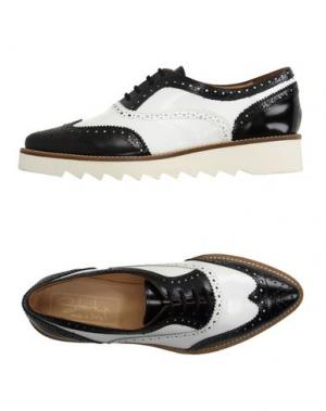 Обувь на шнурках START UP. Цвет: черный