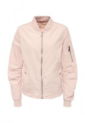 Куртка B.Style. Цвет: розовый