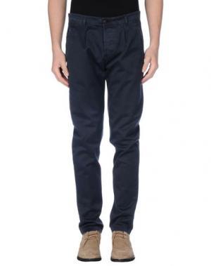 Повседневные брюки MACCHIA J. Цвет: темно-синий