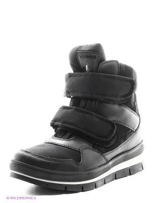 Ботинки Jog Dog. Цвет: антрацитовый