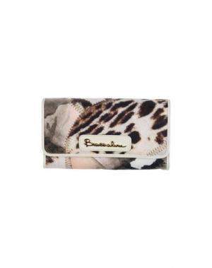 Бумажник BRACCIALINI. Цвет: слоновая кость