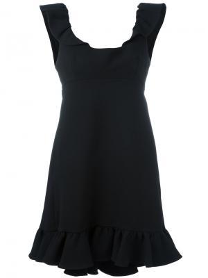 Платье Lindsey Milly. Цвет: чёрный