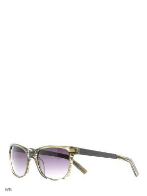 Солнцезащитные очки JR 787S 03 JOHN RICHMOND. Цвет: зеленый