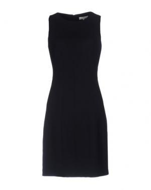 Короткое платье GOSSIP. Цвет: темно-синий
