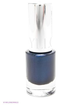 Лак для ногтей Гламур, тон 99 YLLOZURE. Цвет: темно-синий