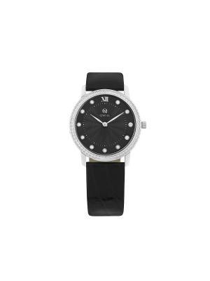 Часы ювелирные коллекция Q-Style QWILL. Цвет: черный