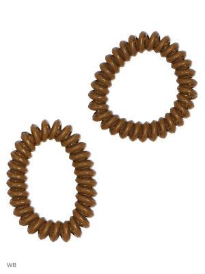 Резинки Bizon. Цвет: темно-коричневый
