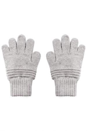 Перчатки Coccodrillo. Цвет: серый