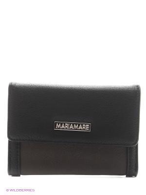 Кошелек Mariamare. Цвет: черный