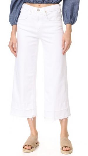 Юбка-брюки Haddon McGuire Denim. Цвет: billie