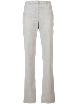 Расклешенные брюки Altuzarra. Цвет: серый