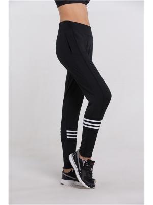 Спортивные брюки Vansydical FBF061. Цвет: черный