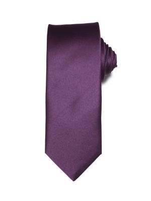 Галстук Stefano Danotelli Дом Галстука. Цвет: темно-фиолетовый, фиолетовый, фуксия