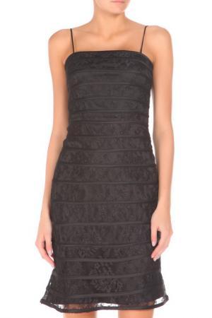 Платье Groupe JS. Цвет: черный