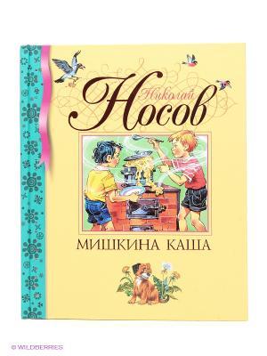 Мишкина каша Издательство Махаон. Цвет: желтый