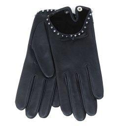 Перчатки  JOSIE/AGN/PEARL/S темно-синий AGNELLE