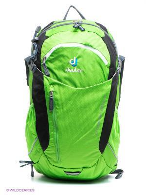 Рюкзак Deuter. Цвет: зеленый, черный