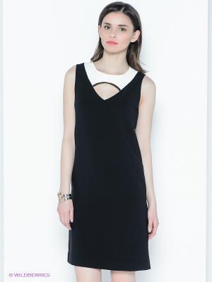 Платье Sinequanone. Цвет: черный