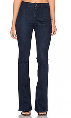 Расклешенные джинсы instaslim DL1961. Цвет: none