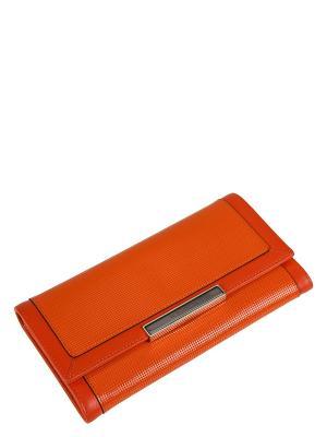 Кошелек Eleganzza. Цвет: оранжевый