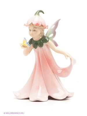 Колокольчик Цветочная фея Pavone. Цвет: розовый