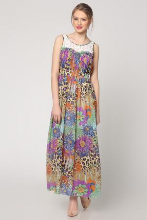 Платье EUFORIA. Цвет: фиолетовый