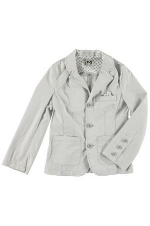 Пиджак IDO. Цвет: серый