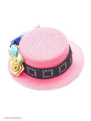 Шляпка Doggy Style. Цвет: розовый