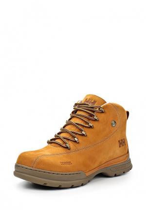 Ботинки Helly Hansen. Цвет: оранжевый