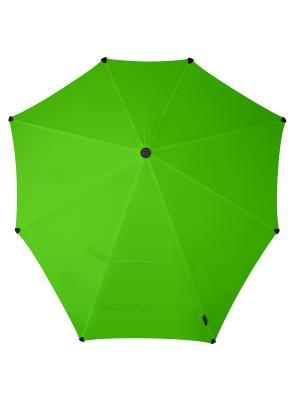 Зонт-трость senz Original bright green. Цвет: зеленый