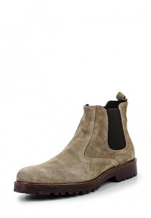 Ботинки Made in Italia. Цвет: бежевый