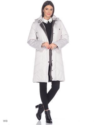 Пальто ALBINA Maritta. Цвет: светло-бежевый